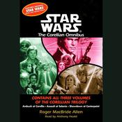 Star Wars: The Corellian Trilogy: Showdown at Centerpoint: Book 3 Audiobook, by Roger MacBride Allen