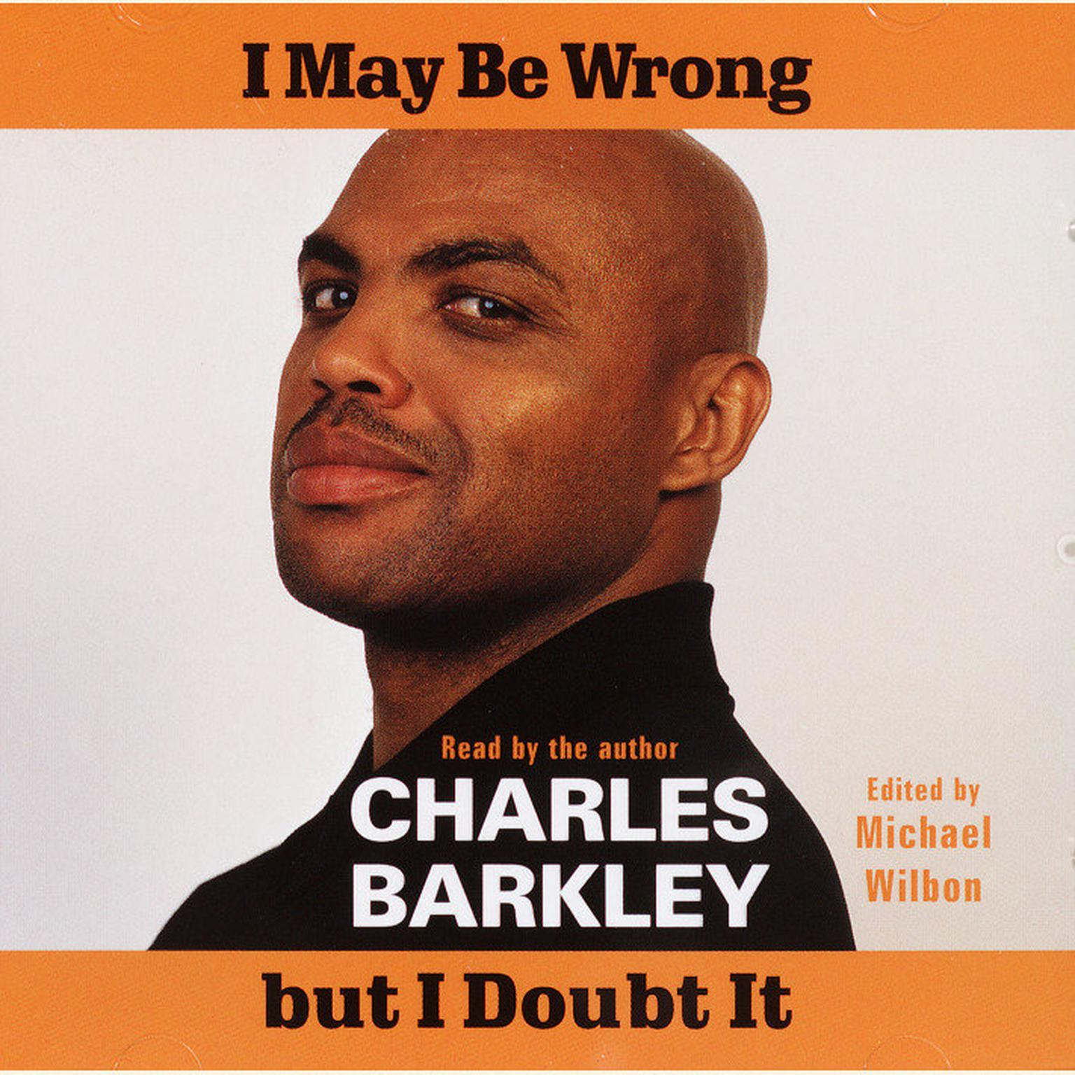 Printable I May Be Wrong But I Doubt It Audiobook Cover Art