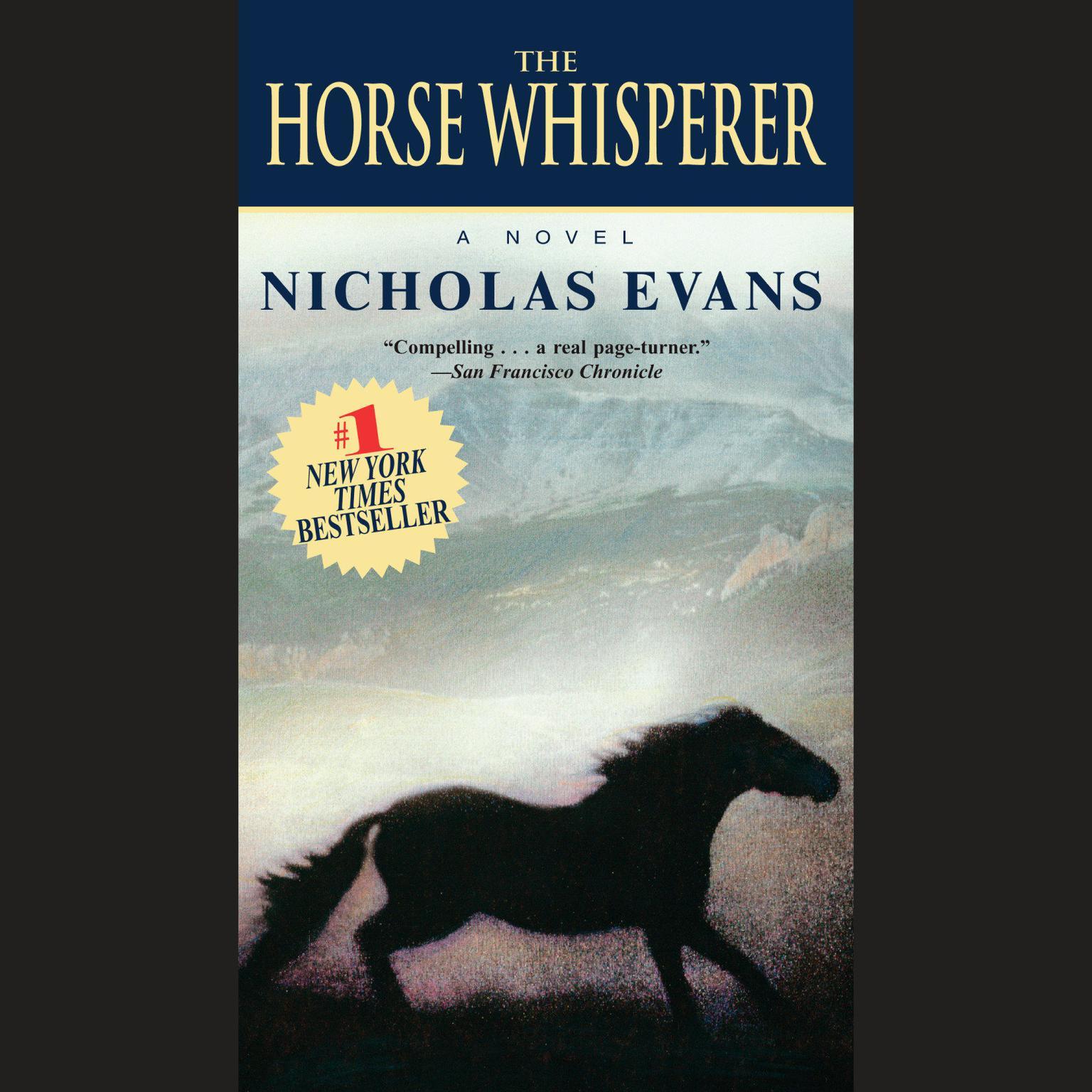 The Horse Whisperer (Abridged): A Novel Audiobook, by Nicholas Evans