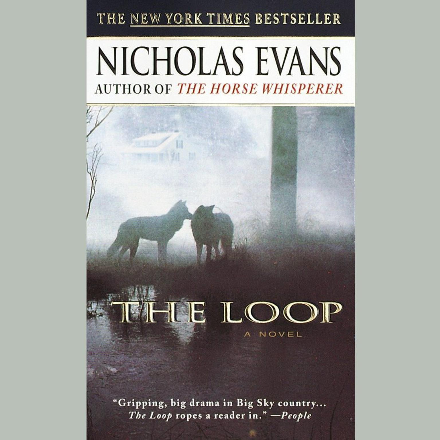 Printable The Loop Audiobook Cover Art