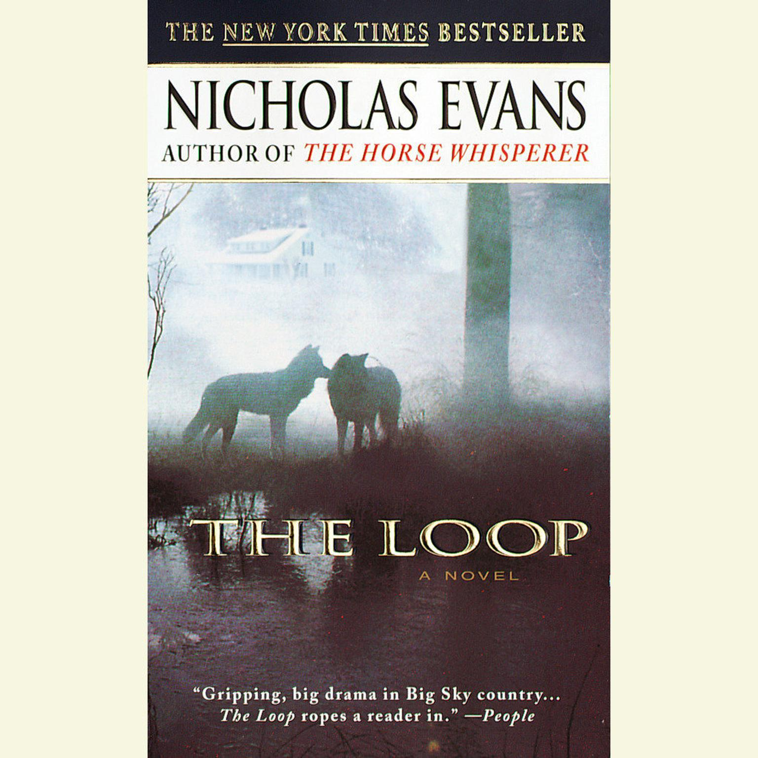 Printable The Loop Audiobook Cover Art