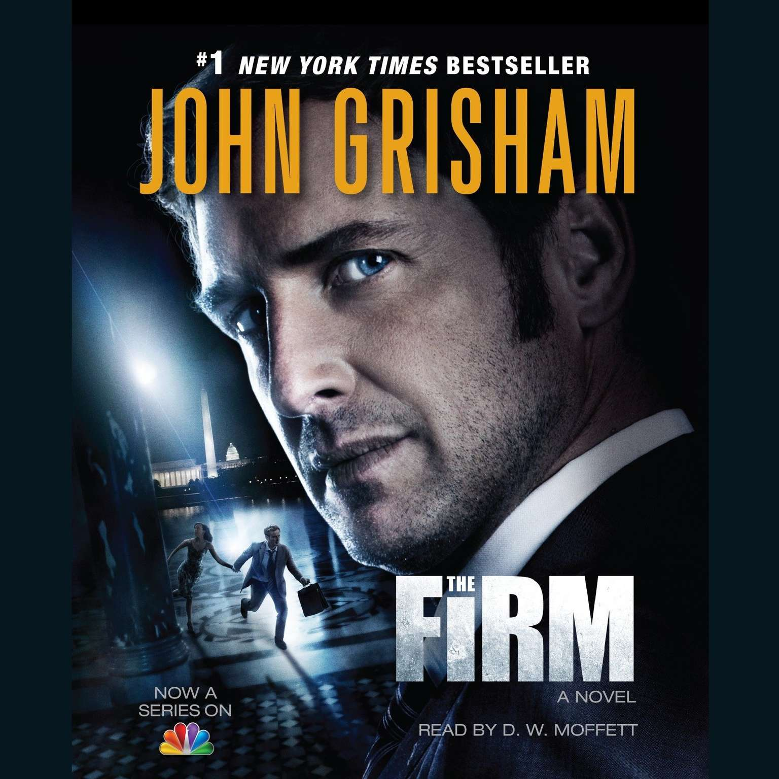 Printable The Firm: A Novel Audiobook Cover Art