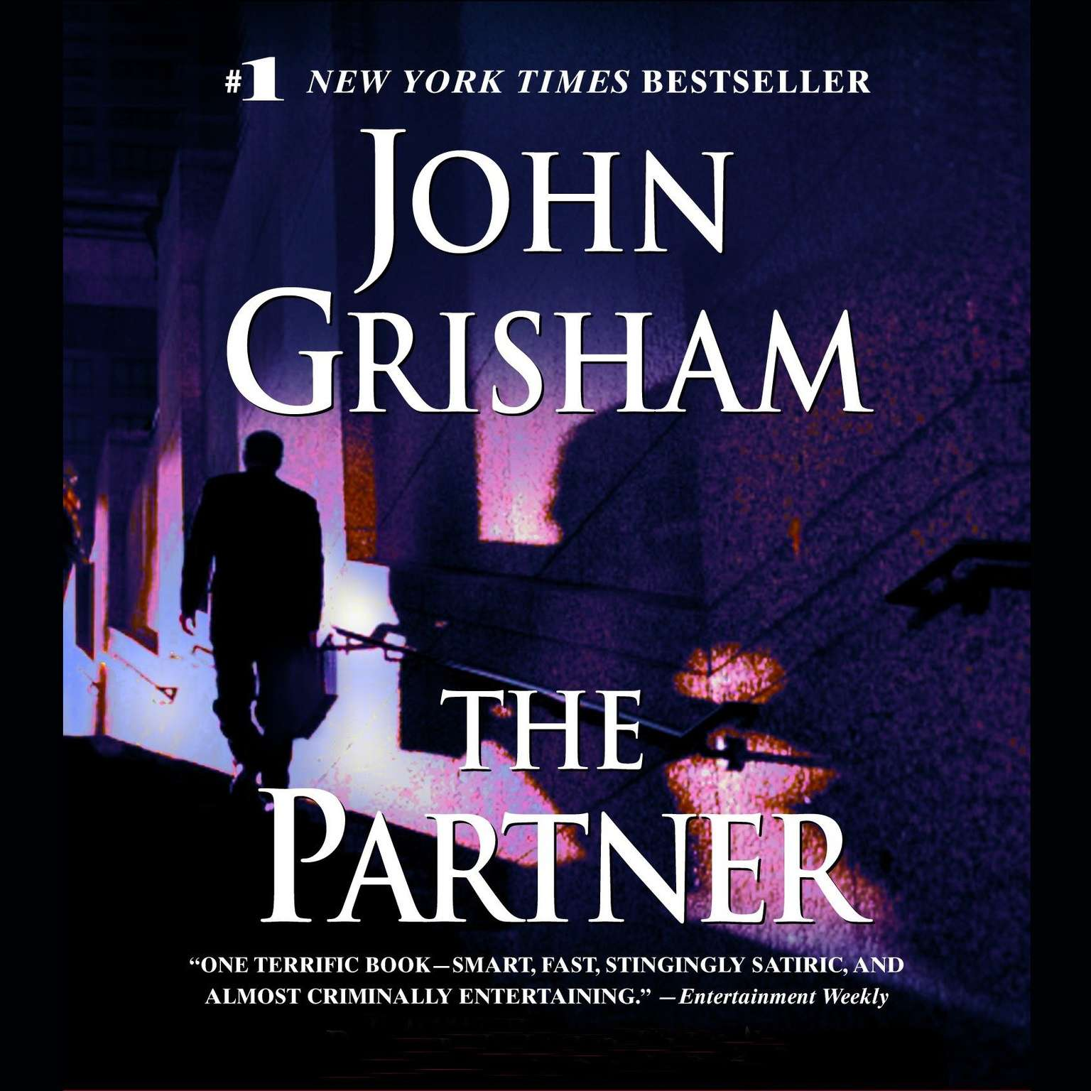 Printable The Partner Audiobook Cover Art
