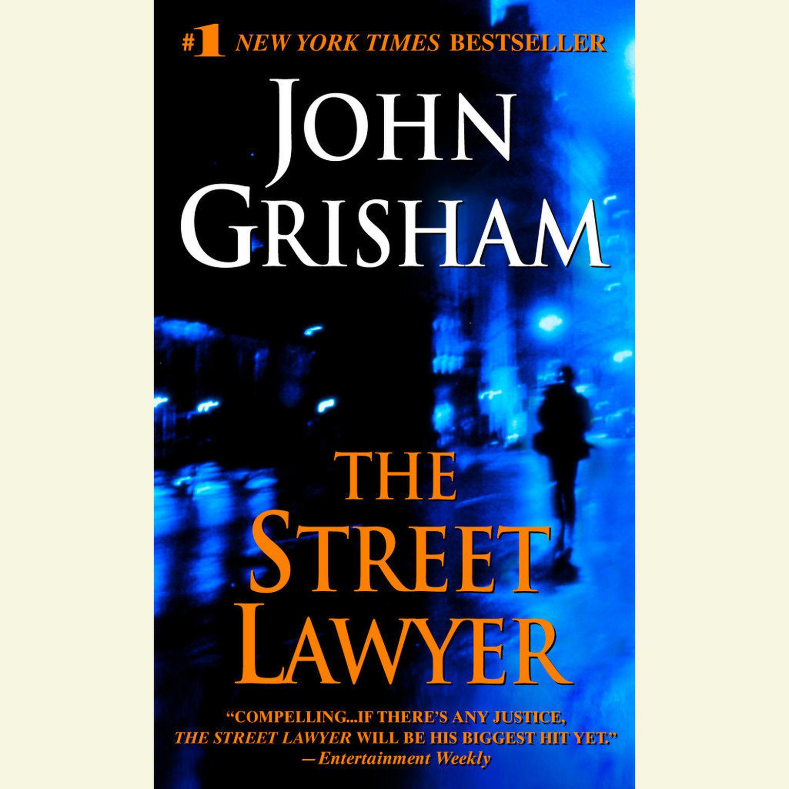 Printable The Street Lawyer: A Novel Audiobook Cover Art