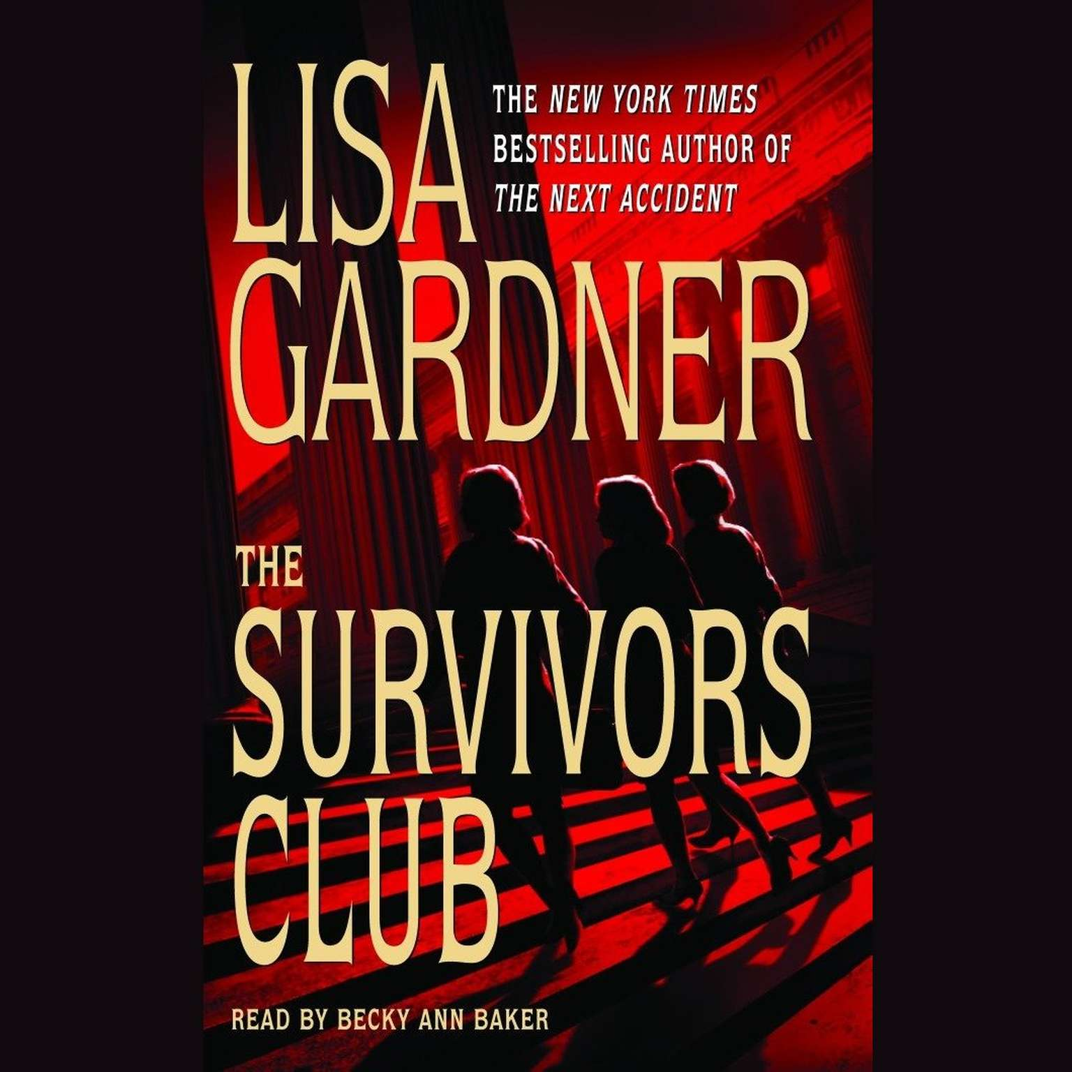 Printable The Survivors Club: A Thriller: A Thriller Audiobook Cover Art
