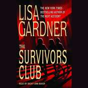 The Survivors Club: A Thriller: A Thriller, by Lisa Gardner