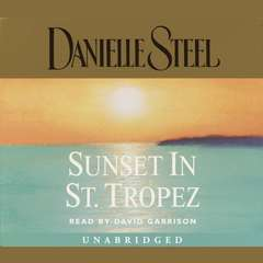 Sunset in St. Tropez Audiobook, by Danielle Steel