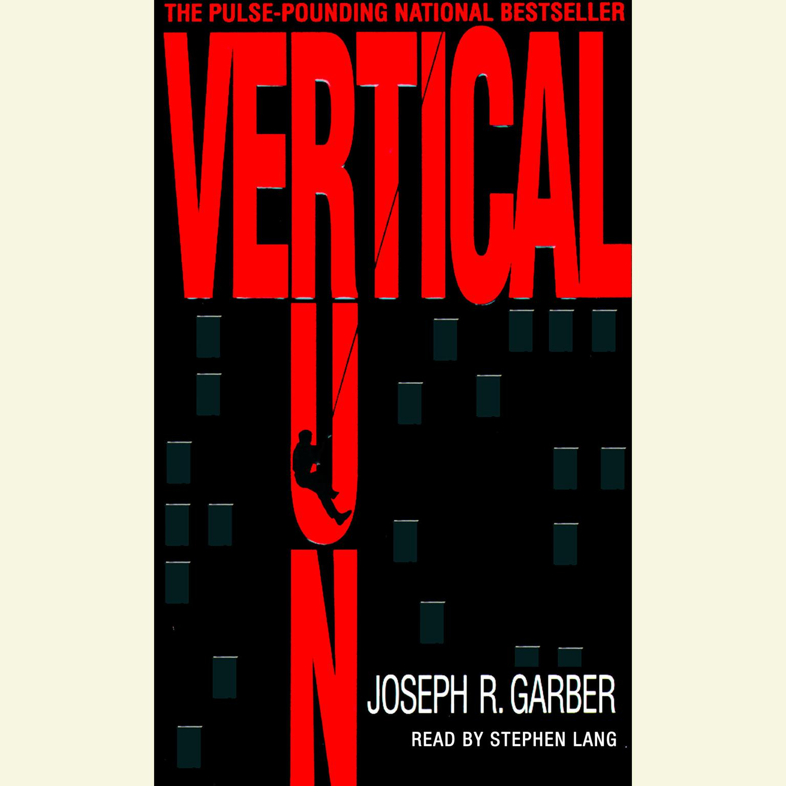 Printable Vertical Run Audiobook Cover Art