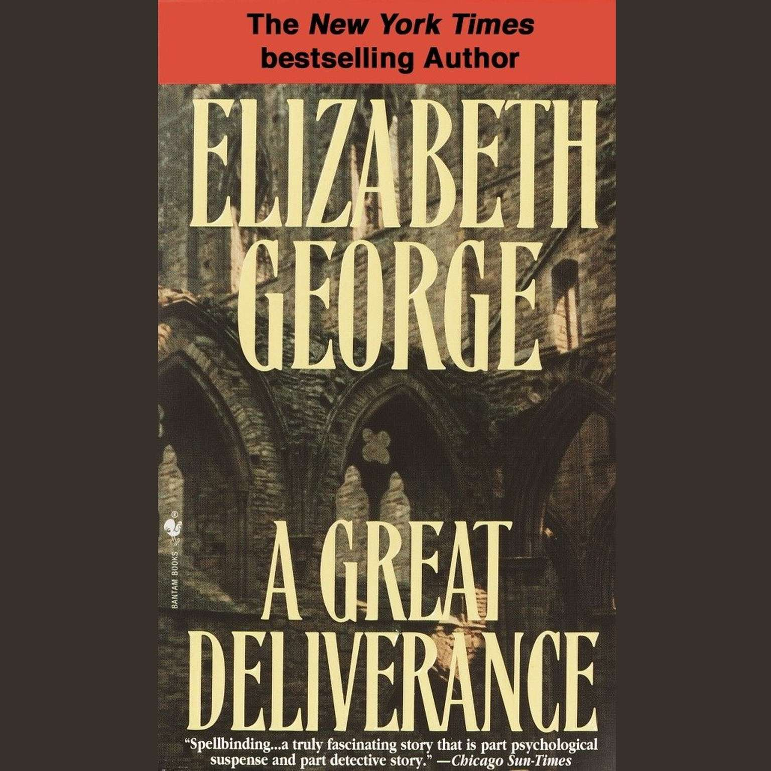 Printable A Great Deliverance Audiobook Cover Art