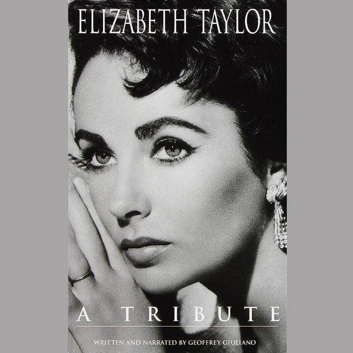 Printable Elizabeth Taylor: A Tribute Audiobook Cover Art