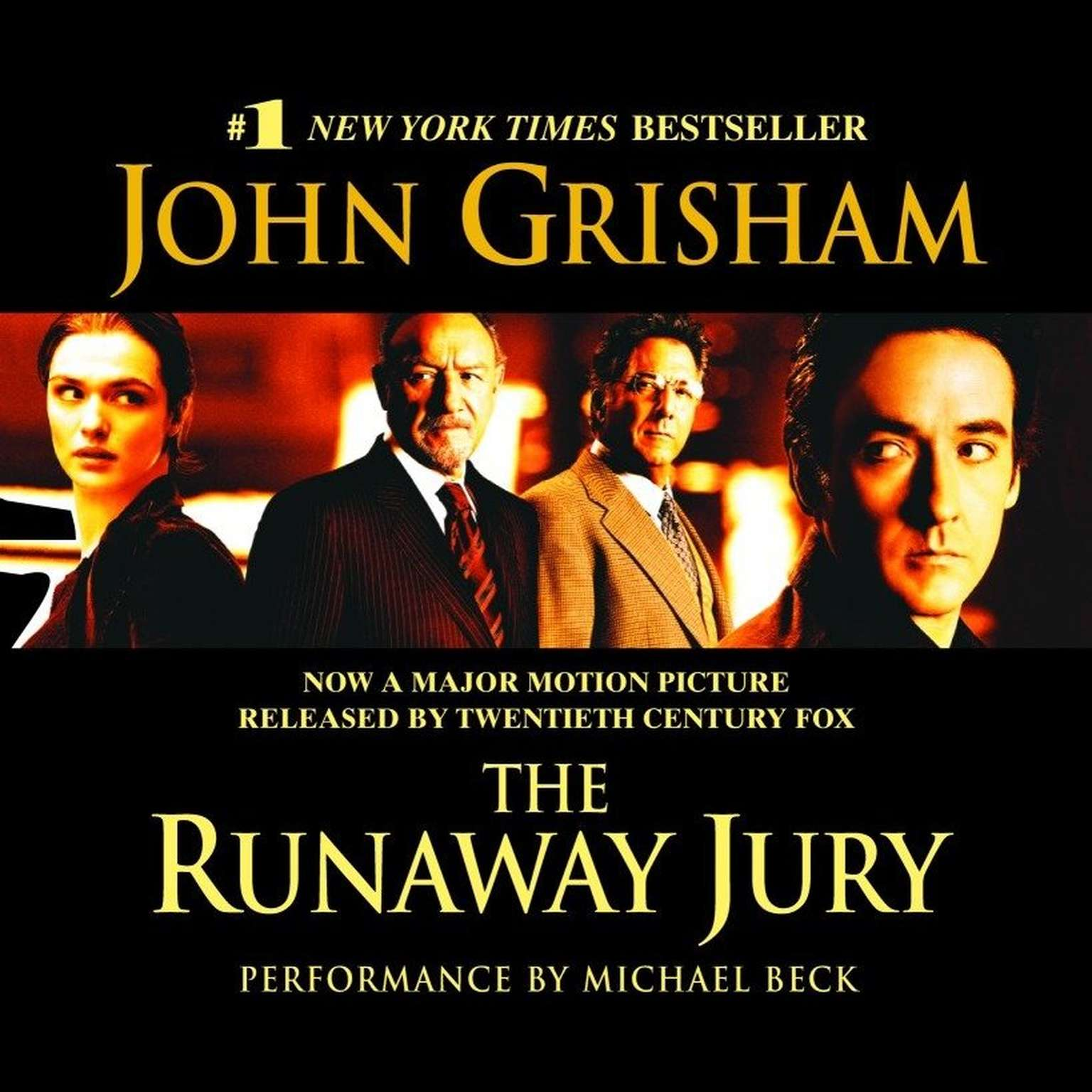 the runaway jury essay example Gene hackman and dustin hoffman have never shared the screen before, as  they do in ''runaway jury,'' the latest film adaptation of a.