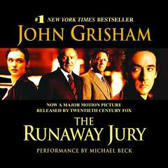 The Runaway Jury: A Novel Audiobook, by John Grisham