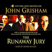 The Runaway Jury Audiobook, by John Grisham