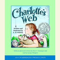 Charlottes Web Audiobook, by E. B. White