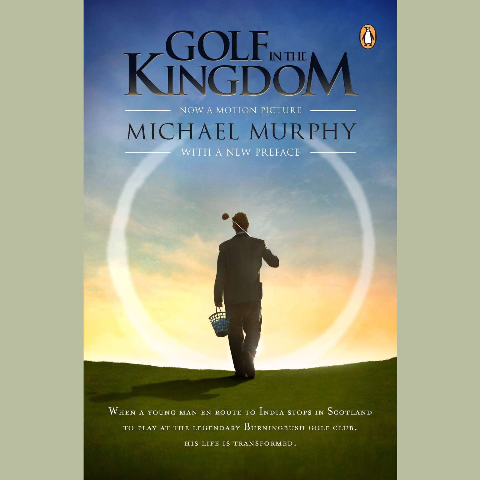 Golf in the Kingdom (Abridged) Audiobook, by Michael Murphy
