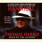 Hannibal Audiobook, by Thomas Harris
