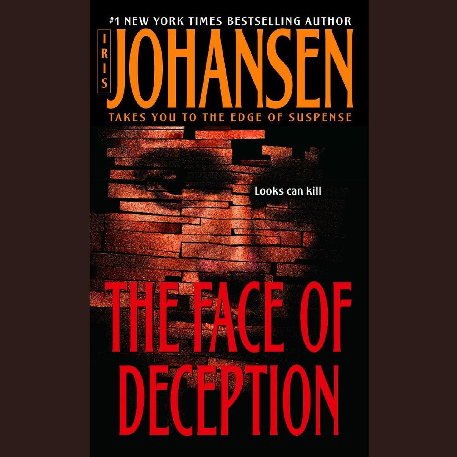 Printable The Face of Deception Audiobook Cover Art