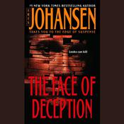 The Face of Deception Audiobook, by Iris Johansen