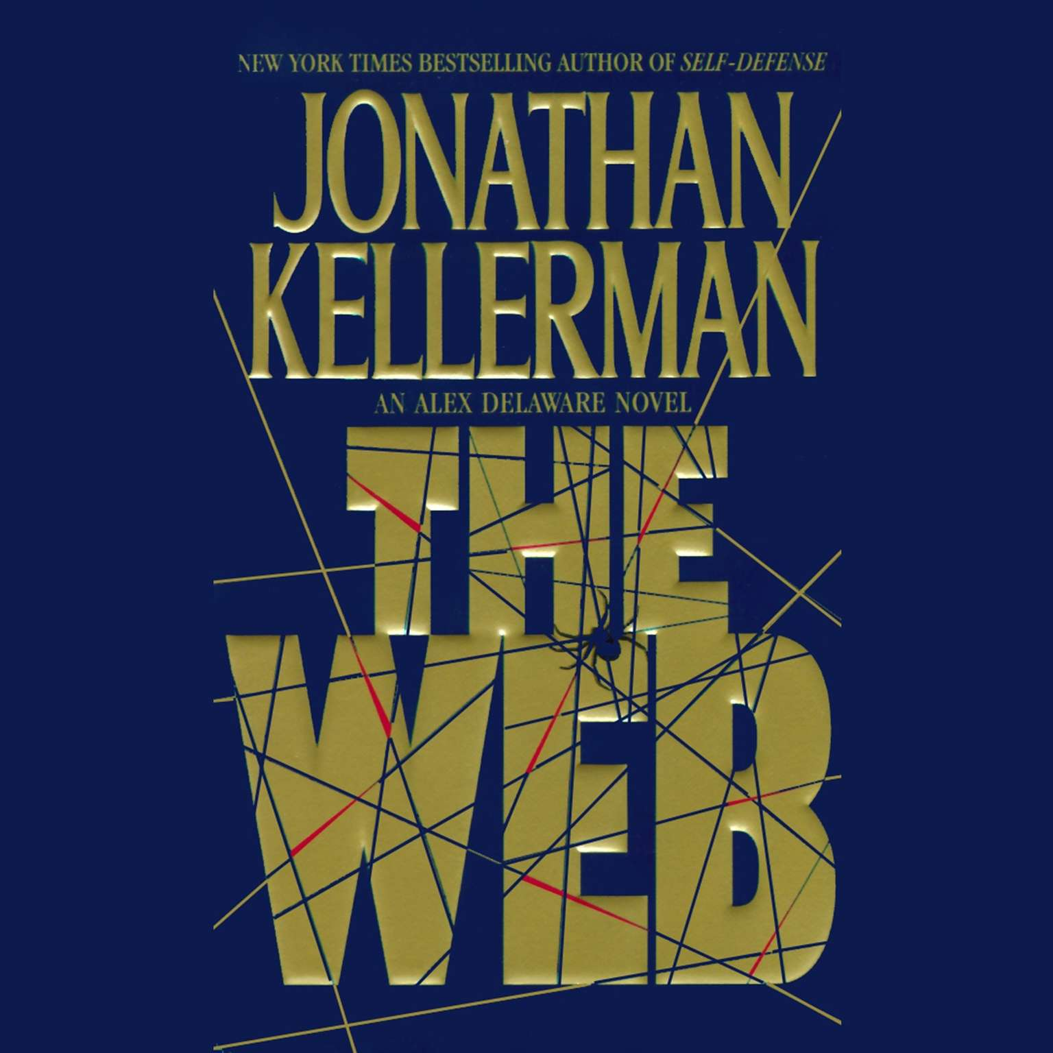 Printable The Web Audiobook Cover Art