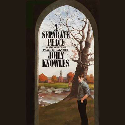A Separate Peace (Abridged) Audiobook, by John Knowles