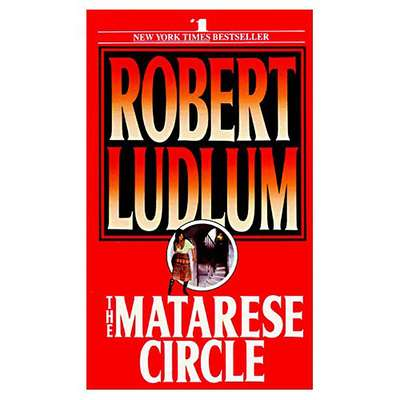 The Matarese Circle (Abridged): A Novel Audiobook, by Robert Ludlum