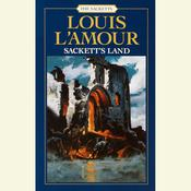 Sacketts Land, by Louis L'Amour, Louis L'Amour
