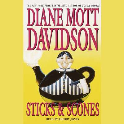 Sticks and Scones Audiobook, by