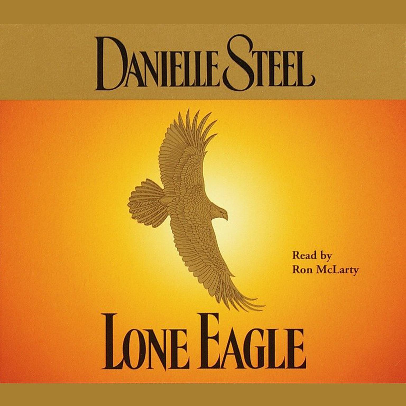 Printable Lone Eagle Audiobook Cover Art