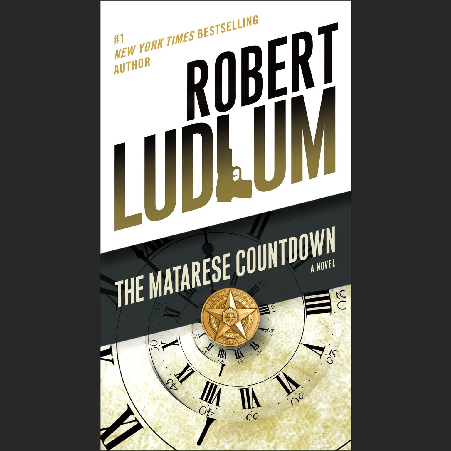 The Matarese Countdown (Abridged) Audiobook, by Robert Ludlum