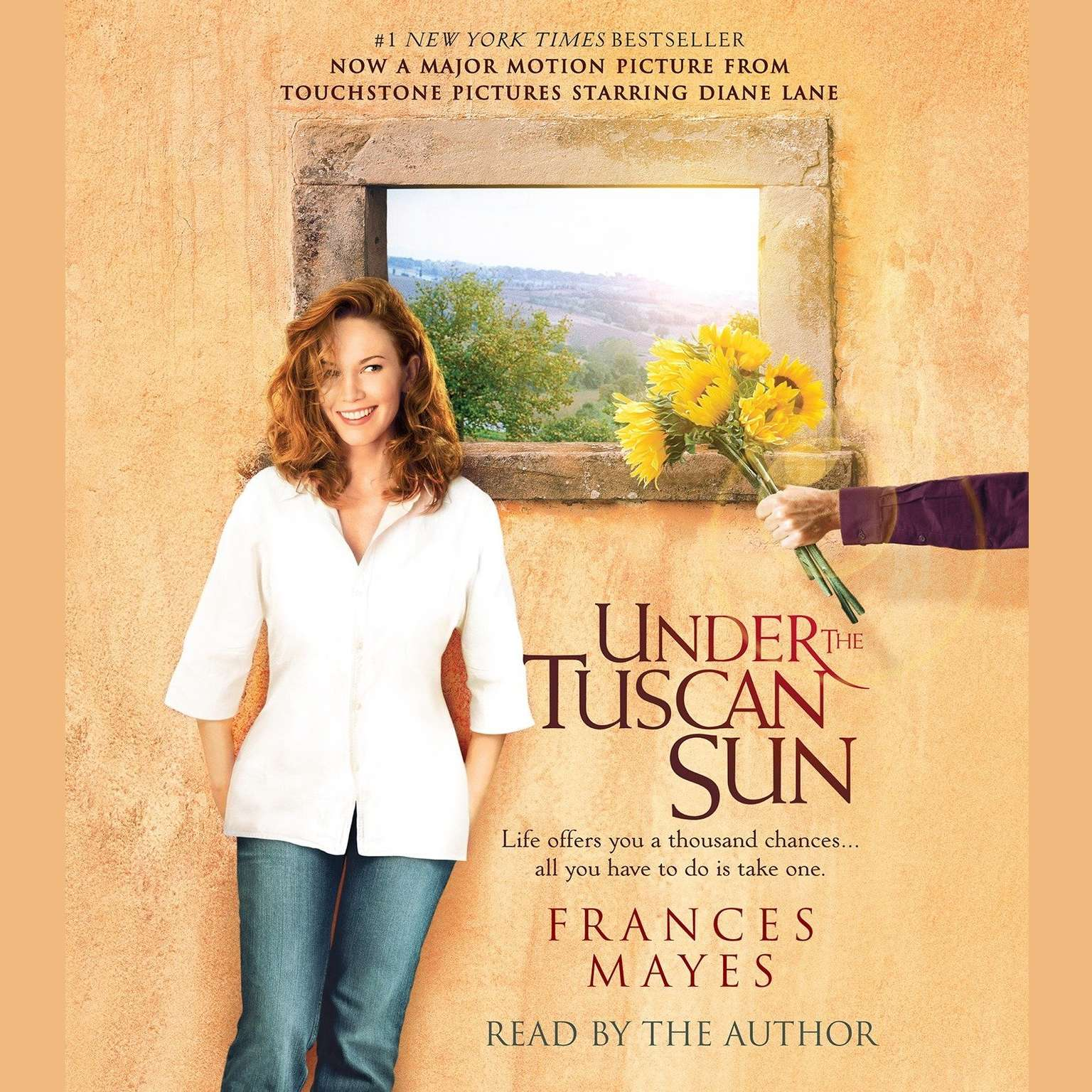 Printable Under the Tuscan Sun Audiobook Cover Art