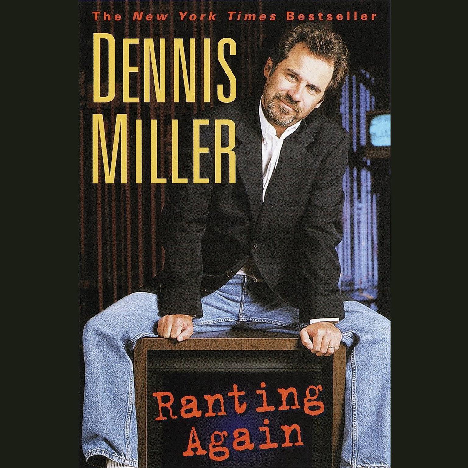 Printable Ranting Again Audiobook Cover Art
