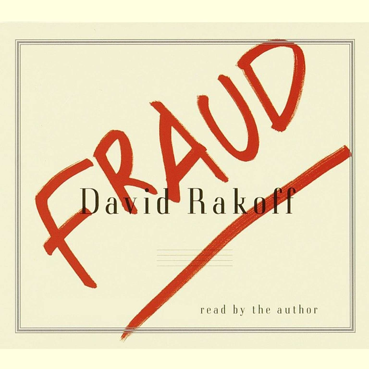 Printable Fraud: Essays Audiobook Cover Art