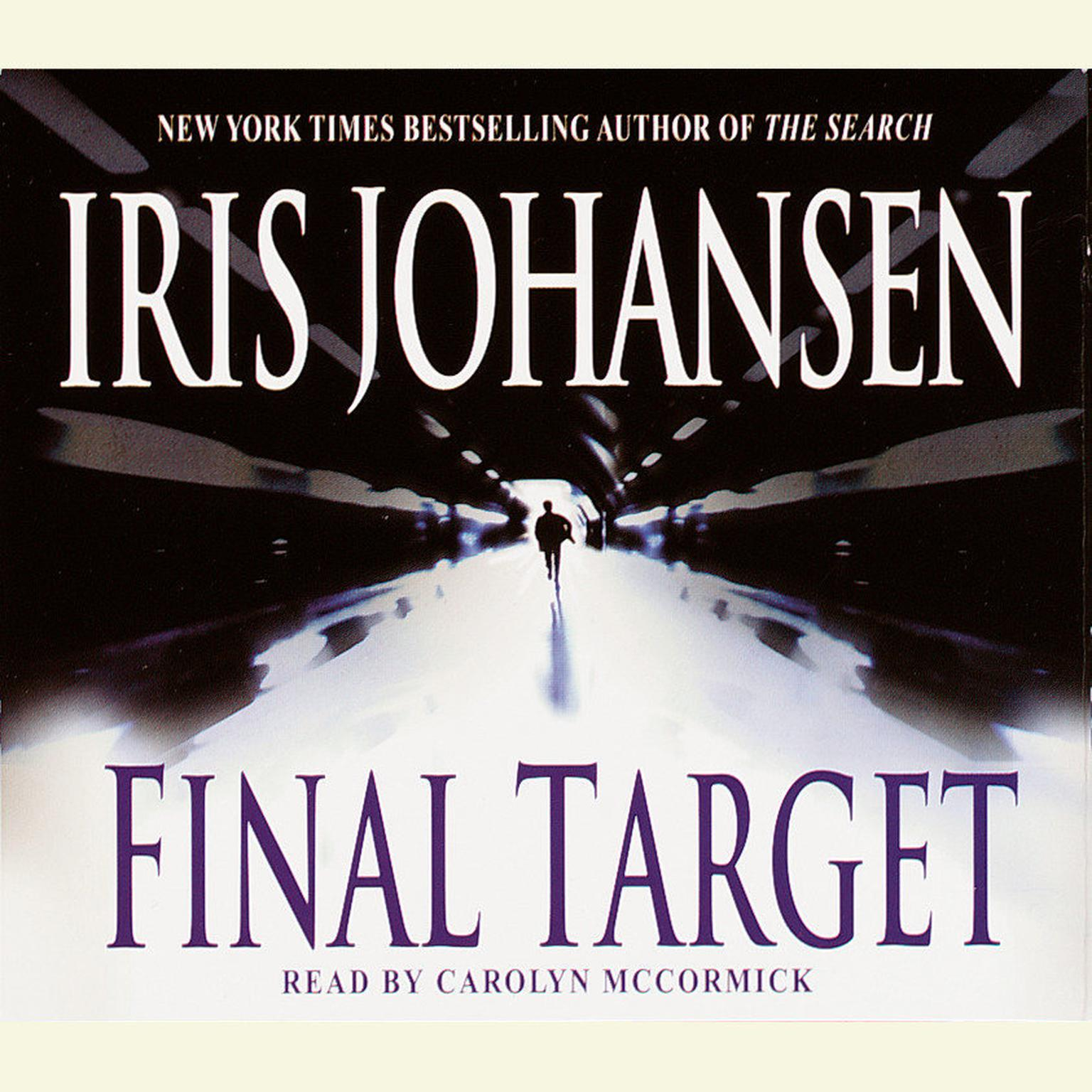 Printable Final Target Audiobook Cover Art
