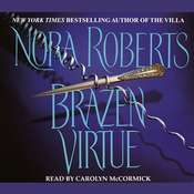 Brazen Virtue Audiobook, by Nora Roberts
