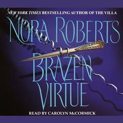 Brazen Virtue Audiobook, by Nora Roberts