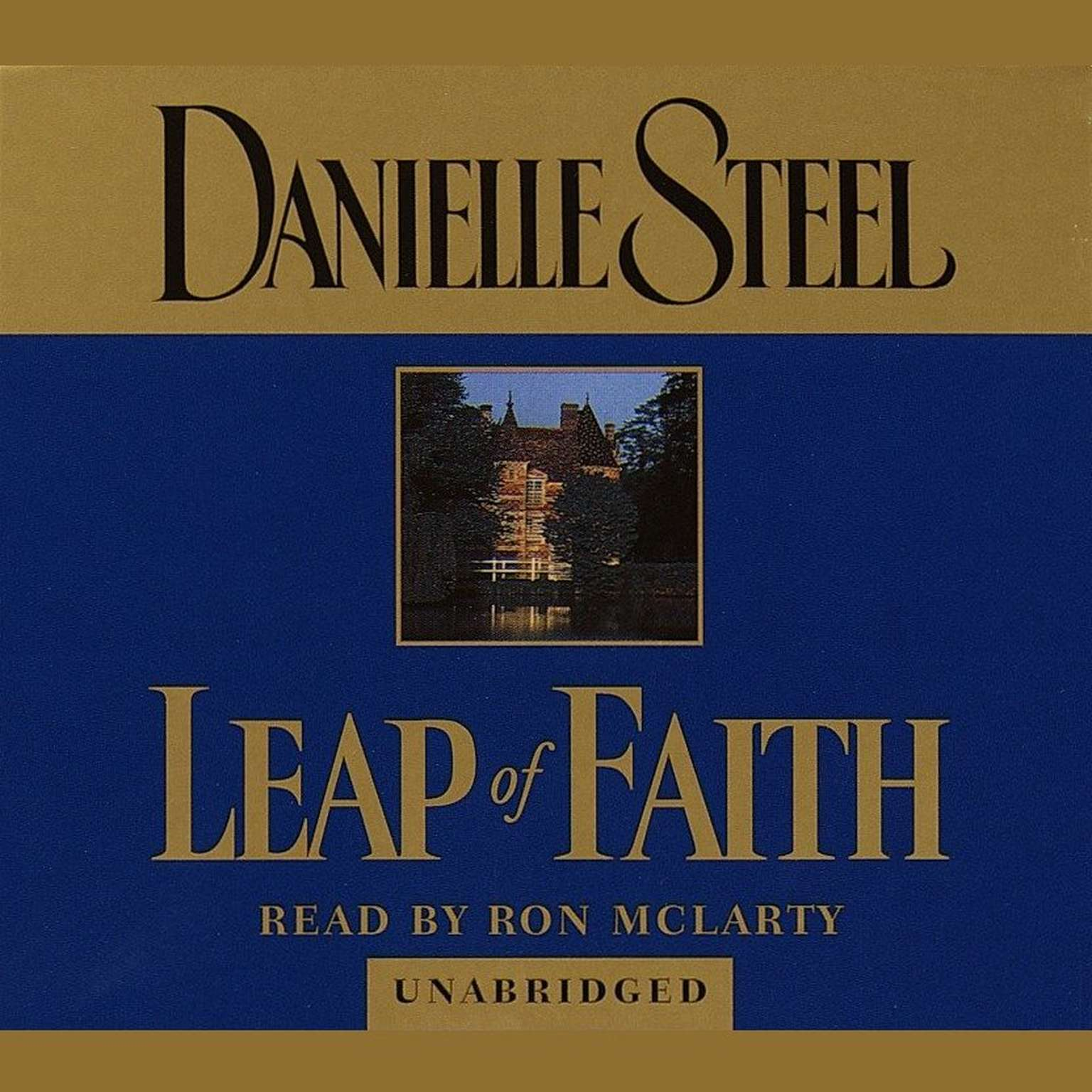 Printable Leap of Faith Audiobook Cover Art