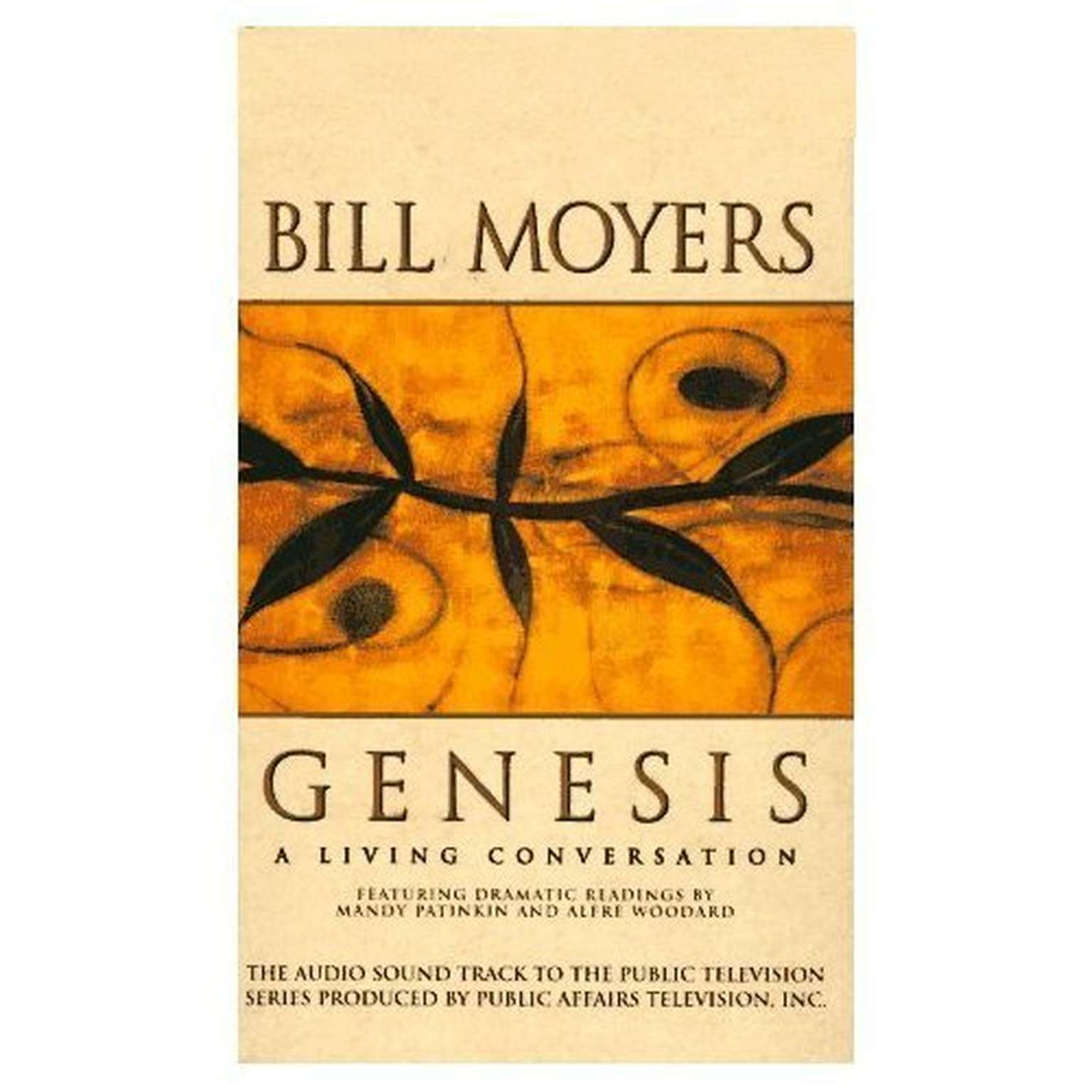 Printable Genesis: A Living Conversation Audiobook Cover Art