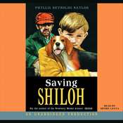 Saving Shiloh Audiobook, by Phyllis Reynolds Naylor