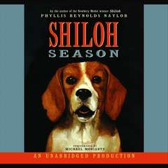 Shiloh Season Audiobook, by Phyllis Reynolds Naylor