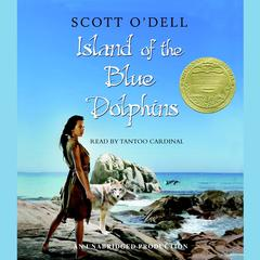 Island of the Blue Dolphins Audiobook, by Scott O'Dell, Scott O'Dell