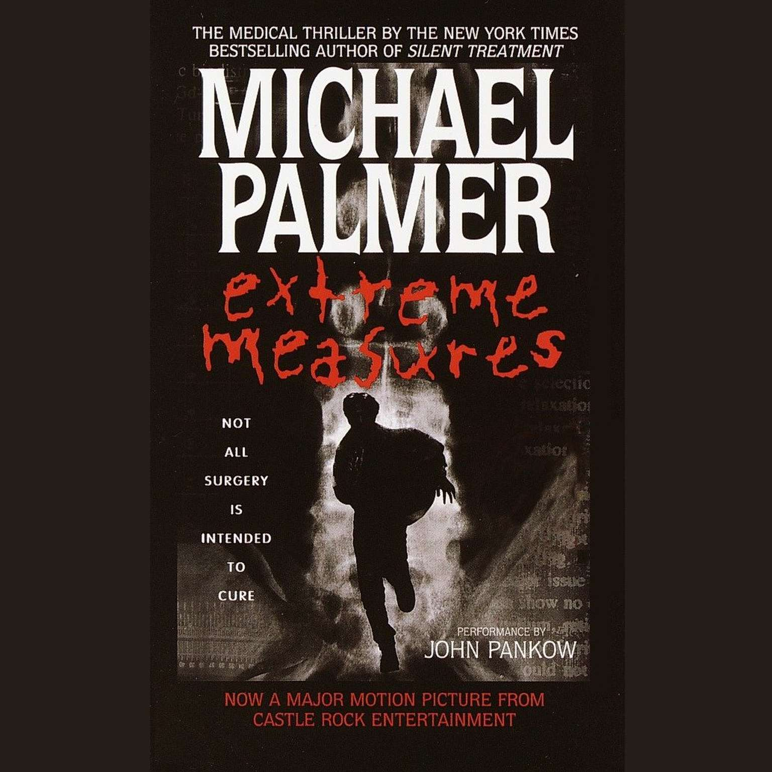 Printable Extreme Measures Audiobook Cover Art