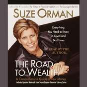 The Road to Wealth Audiobook, by Suze Orman