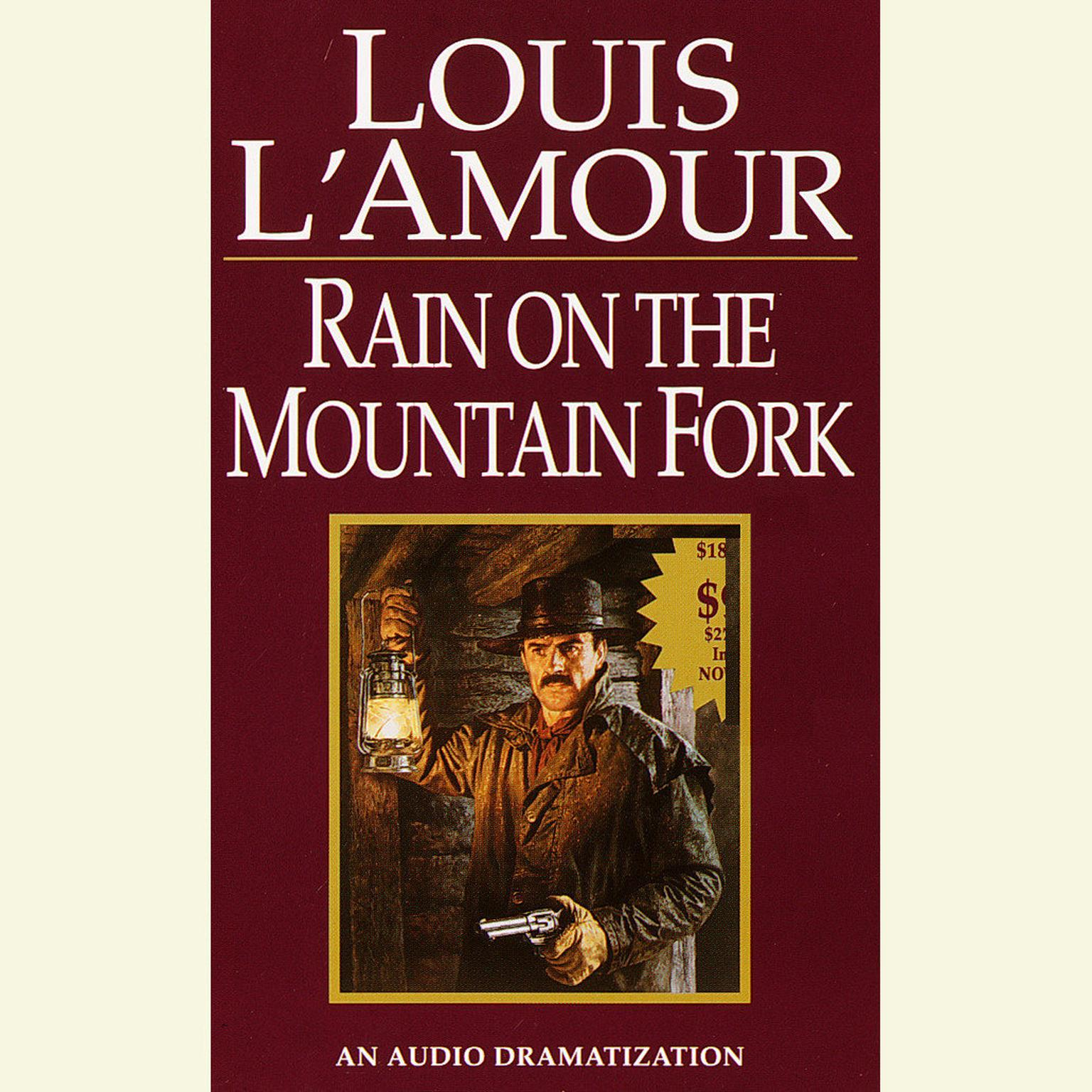 Printable Rain on a Mountain Fork Audiobook Cover Art