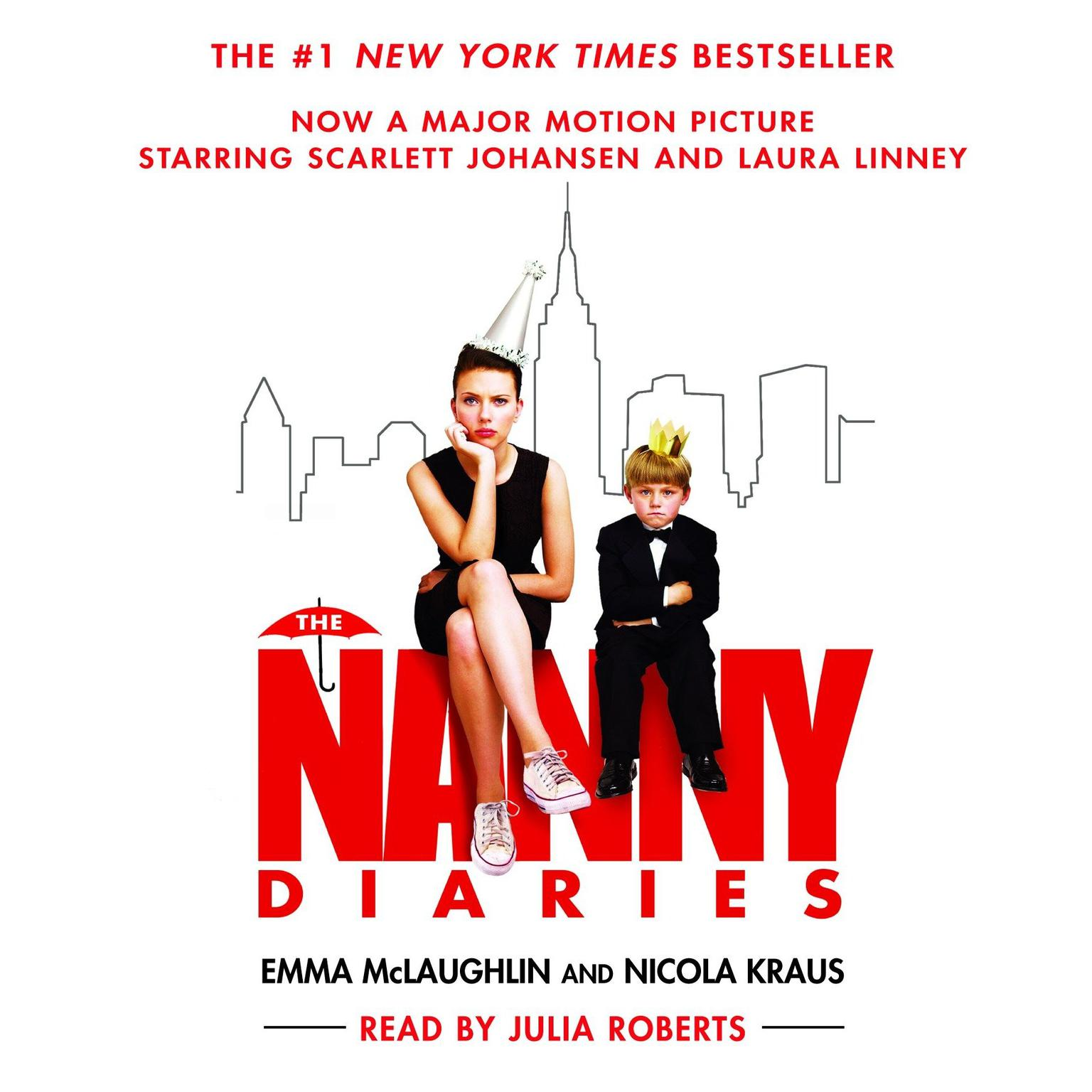 Printable The Nanny Diaries Audiobook Cover Art