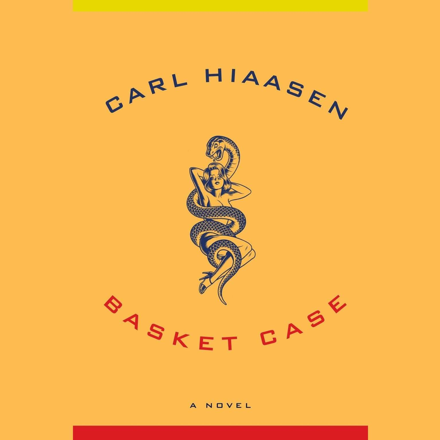 Printable Basket Case Audiobook Cover Art