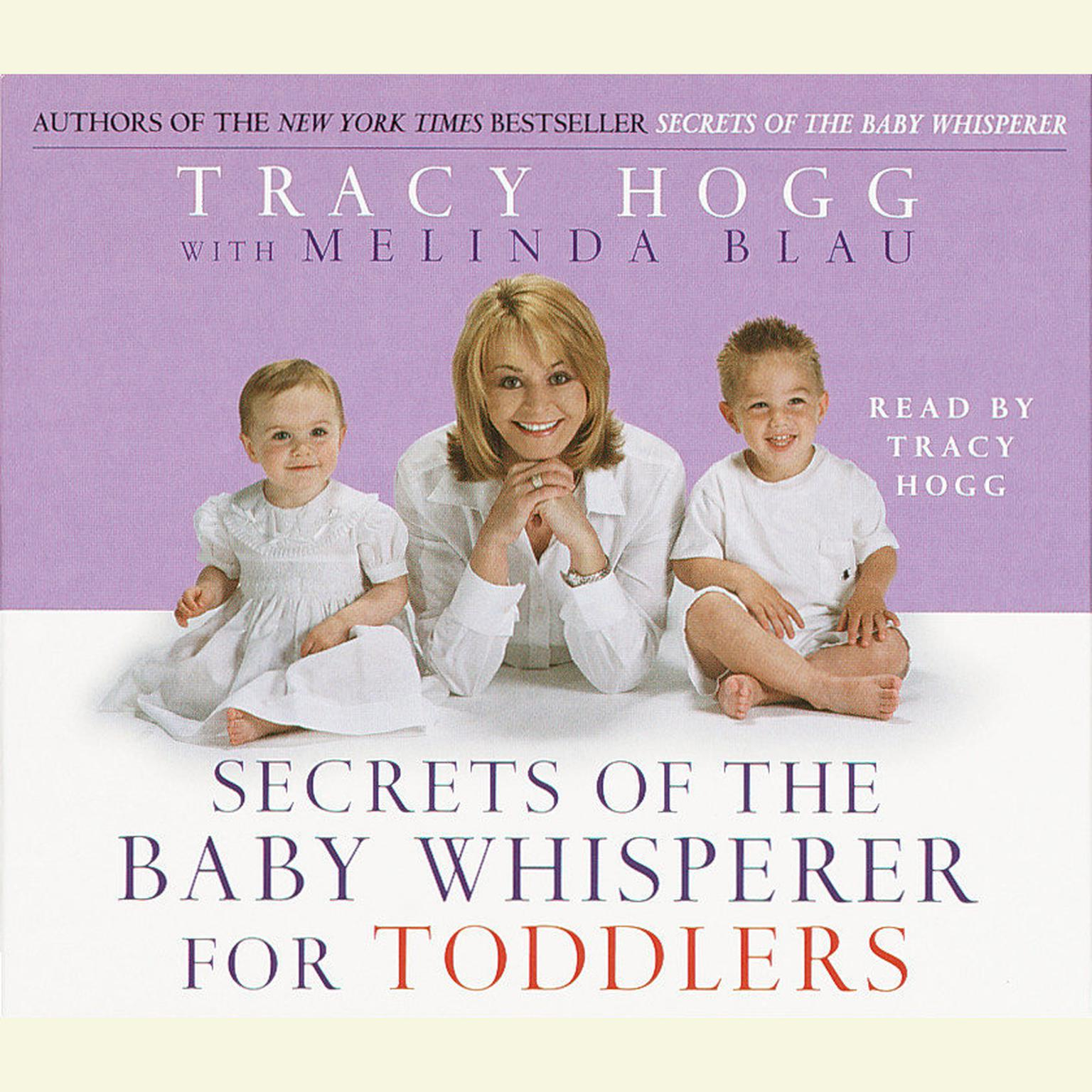 Printable Secrets of the Baby Whisperer For Toddlers Audiobook Cover Art