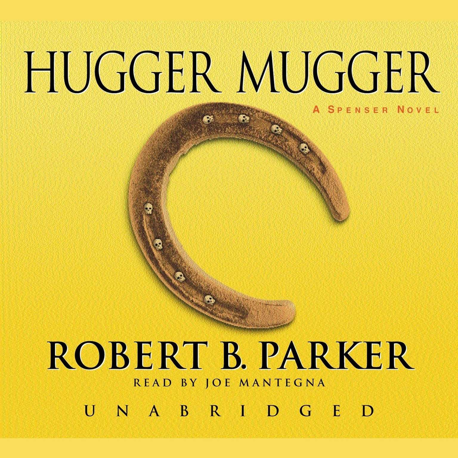 Printable Hugger Mugger Audiobook Cover Art