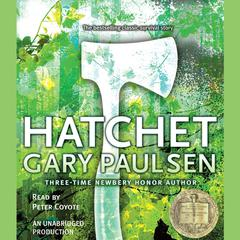 Hatchet Audiobook, by Gary Paulsen