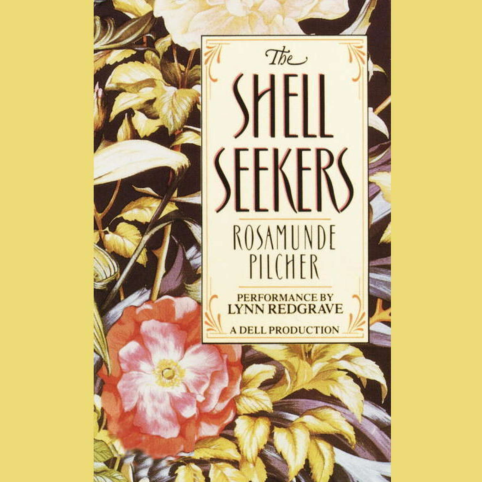 Printable The Shell Seekers Audiobook Cover Art