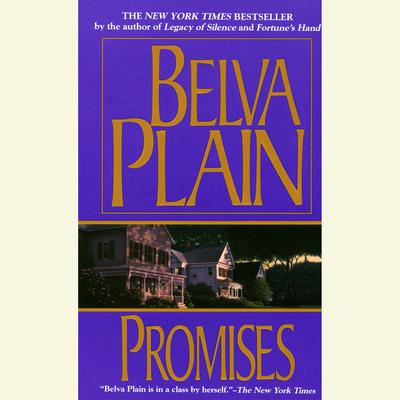 Promises Audiobook, by Belva Plain